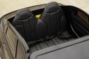 Masinuta electrica BMW X6M 12V XXL PREMIUM #Negru4