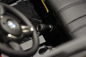 Masinuta electrica BMW X6M 12V XXL PREMIUM #Negru9