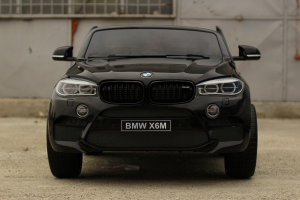 Masinuta electrica BMW X6M 12V XXL PREMIUM #Negru1