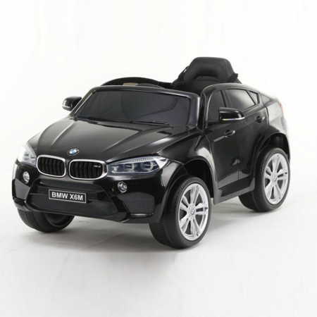 Masinuta electrica BMW X6M 2x35W STANDARD #Negru0