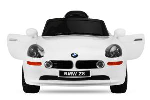 Masinuta electrica Bmw Z8 12V STANDARD #Alb [3]