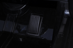 Masinuta electrica Buggati Divo 2x45W 12V PREMIUM #Negru9