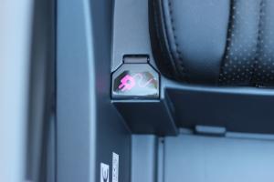 Masinuta electrica Buggati Divo 2x45W 12V PREMIUM #Silver11