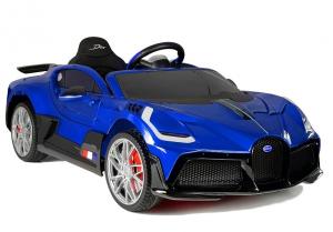 Masinuta electrica Buggati Divo 2x45W 12V PREMIUM #Albastru0