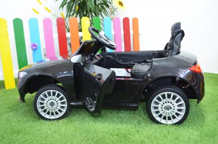 Masinuta electrica copii Mercedes CLS350 50W 12V PREMIUM #Negru [6]
