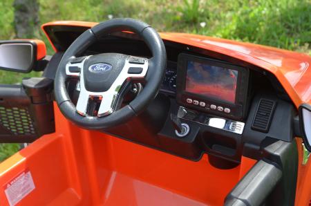 Ford Monster Truck electric pentru copii 2-7 ani [12]