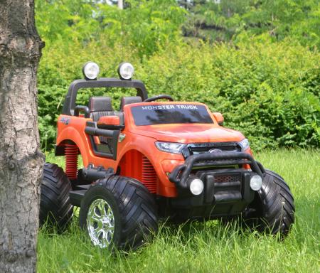 Ford Monster Truck electric pentru copii 2-7 ani [1]