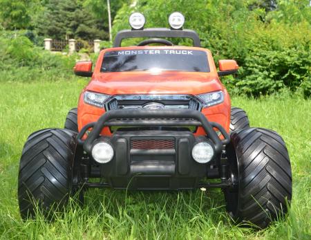 Ford Monster Truck electric pentru copii 2-7 ani [8]