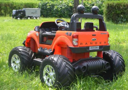 Ford Monster Truck electric pentru copii 2-7 ani [3]