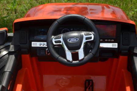 Ford Monster Truck electric pentru copii 2-7 ani [15]