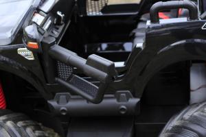Masinuta electrica FORD MONSTER TRUCK 4x4 PREMIUM 180W #Negru9