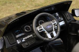 Masinuta electrica Ford Ranger 4x4 180W DELUXE #Negru [1]