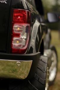 Masinuta electrica Ford Ranger 4x4 180W DELUXE #Negru [15]