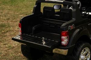 Masinuta electrica Ford Ranger 4x4 180W DELUXE #Negru [14]
