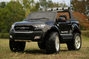 Masinuta electrica Ford Ranger 4x4 180W DELUXE #Negru [2]