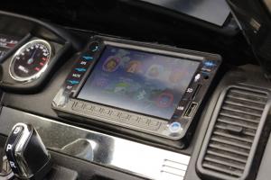 Masinuta electrica Ford Ranger 4x4 180W DELUXE #Negru [6]