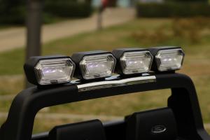 Masinuta electrica Ford Ranger 4x4 180W DELUXE #Negru [8]