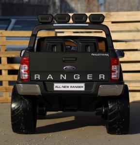 Masinuta electrica pentru copii Ford Ranger, negru [4]