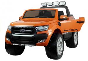 Masinuta electrica Ford Ranger 4x4 PREMIUM 180W #Portocaliu Metalizat2