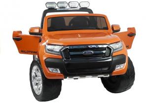 Masinuta electrica Ford Ranger 4x4 PREMIUM 180W #Portocaliu Metalizat3