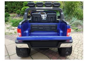 Masinuta electrica Ford Ranger 4x4 PREMIUM 180W #Albastru Metalizat [6]