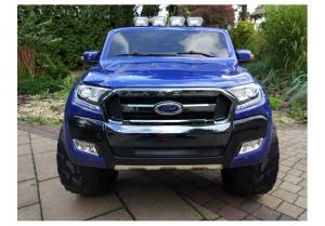Masinuta electrica Ford Ranger 4x4 PREMIUM 180W #Albastru Metalizat3
