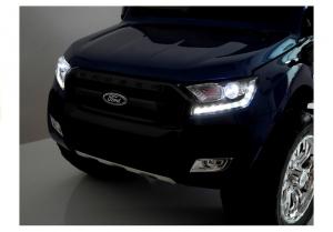 Masinuta electrica Ford Ranger 4x4 PREMIUM 180W #Albastru Metalizat [8]
