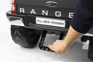 Masinuta electrica Ford Ranger 4x4 PREMIUM 4x35W #Negru Matt [8]