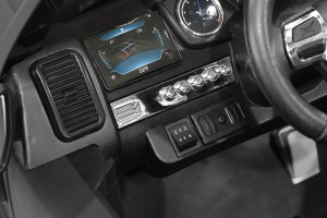 Masinuta electrica Ford Ranger 4x4 PREMIUM 4x35W #Negru Matt [6]