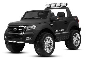 Masinuta electrica Ford Ranger 4x4 PREMIUM 4x35W #Negru Matt [0]