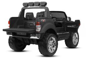 Masinuta electrica Ford Ranger 4x4 PREMIUM 4x35W #Negru Matt [2]