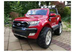 Masinuta electrica Ford Ranger 4x4 PREMIUM 180W #Rosu Metalizat [1]