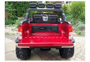 Masinuta electrica Ford Ranger 4x4 PREMIUM 180W #Rosu Metalizat [7]
