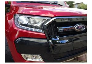 Masinuta electrica Ford Ranger 4x4 PREMIUM 180W #Rosu Metalizat [3]