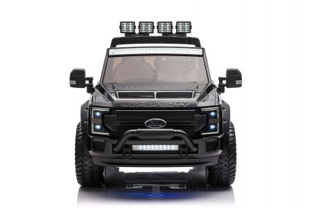 Ford Super Duty F450 pentru copii, 4x4 180W, negru [4]