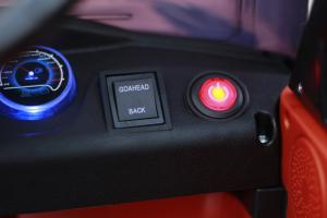 Masinuta electrica HL-1683 12V 90W STANDARD #Portocaliu1
