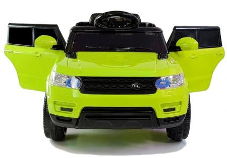 Masinuta electrica HL-1683 12V 90W STANDARD #Verde [3]