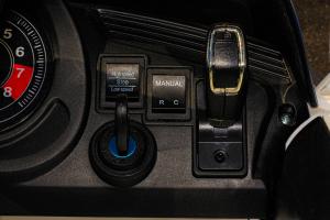 Masinuta electrica Jaguar F Type cu ROTI MOI 2x 35W 12V #ALB9