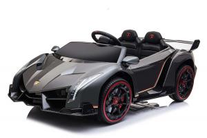 Masinuta electrica Lamborghini Veneno 180W 12V PREMIUM #Negru0