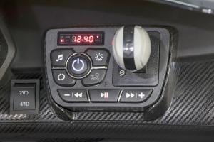 Masinuta electrica Lamborghini Veneno 180W 12V PREMIUM #Alb [4]