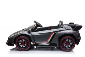 Masinuta electrica Lamborghini Veneno 180W 12V PREMIUM #Negru1