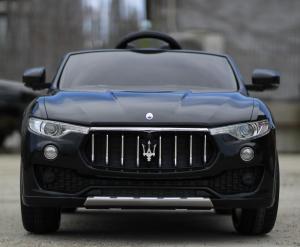 Masinuta electrica Maserati Levante 2x35W PREMIUM #Negru1