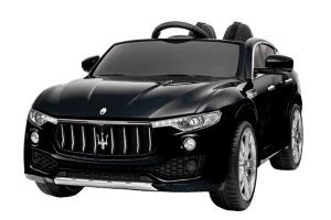 Masinuta electrica Maserati Levante 2x35W PREMIUM #Negru0