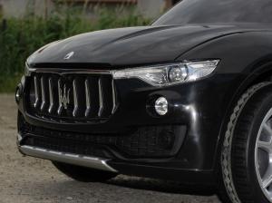 Masinuta electrica Maserati Levante 2x35W PREMIUM #Negru6