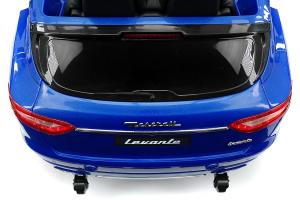 Masinuta electrica Maserati Levante 2x35W STANDARD #Albastru1