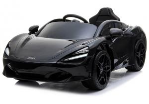 Masinuta electrica McLaren 720S 90W 12V PREMIUM #Negru [5]