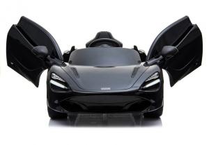 Masinuta electrica McLaren 720S 90W 12V PREMIUM #Negru [9]