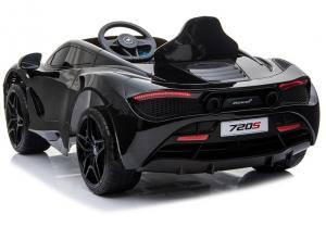 Masinuta electrica McLaren 720S 90W 12V PREMIUM #Negru [7]