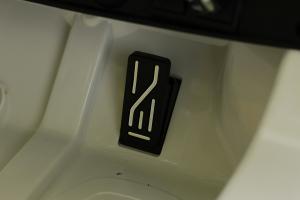 Masinuta electrica McLaren 720S 90W 12V PREMIUM #Alb10