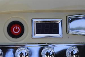 Masinuta electrica Mercedes 300S 70W 12V PREMIUM #Albastru8